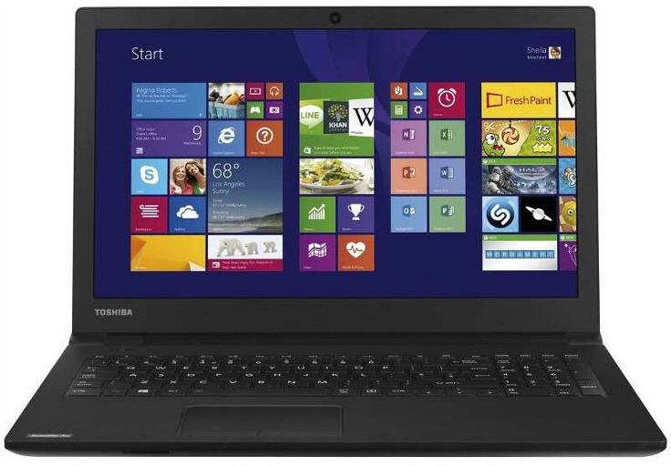 Toshiba Satellite Pro R50-B-11C - Download drivers for